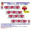 鉄コレ 神戸電鉄デ1350形 4両セット