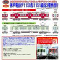鉄コレ神戸電鉄デ1150形1151編成 通常塗装/メモリアルトレイン 3両セット