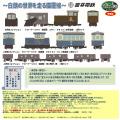 猫屋線 ユキ1・DB101茶色塗装/ DB102・ハ14新塗装/短小無がい車 各種