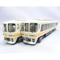 鉄コレ 会津鉄道キハ8500系「AIZUマウントエクスプレス」2両組