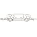 TM-TR07 鉄コレ動力ユニット(2軸車用)