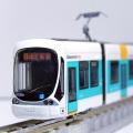 鉄コレ 広島電鉄5100形 グリーンムーバーマックス