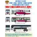 ザ・バスコレクション 関東バス創立90周年3台セット