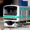E231系0番台(常磐・成田線)