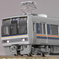 TOMIX 92342 207系1000番台(新塗装)3両増結セット