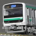 E501系水戸線5両