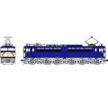 (HO)国鉄EF65-0番台 3~5次型
