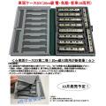 車両ケースDX(20m級 電・気動・客車10両用)