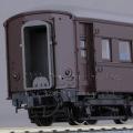 KATO 1-513/1-514 (HO)オハフ33(ブルー/茶色)※6月再生産予定予約品※
