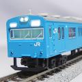 103系 西日本更新車 阪和線 スカイブルー 4両セット