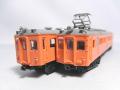 国鉄阪和線クモハ20102(シークレット)+クハ25103 2両組
