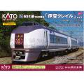 651系1000番台「伊豆クレイル」タイプ 4両セット