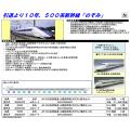 500系東海道・山陽新幹線(のぞみ)