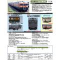 165・167系電車(冷改車・湘南色・宮原電車区)
