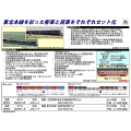 旧型客車(東北本線普通列車)/東北本線一般貨物列車