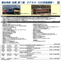 (HO)EF64-1000(後期型・長岡車両センター)/(1052号機・茶色)