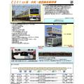 E231系500番台(中央・総武線各駅停車)
