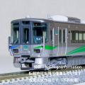 あいの風とやま鉄道521系