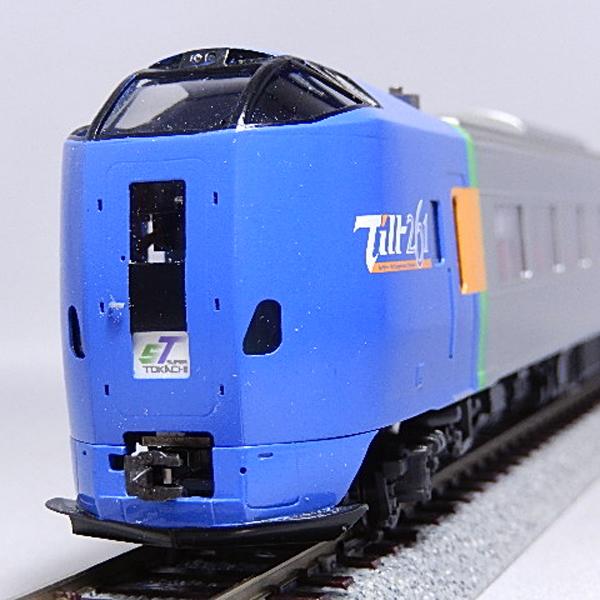 エンドウ キハ261系「スーパーとかち」(従来塗装)