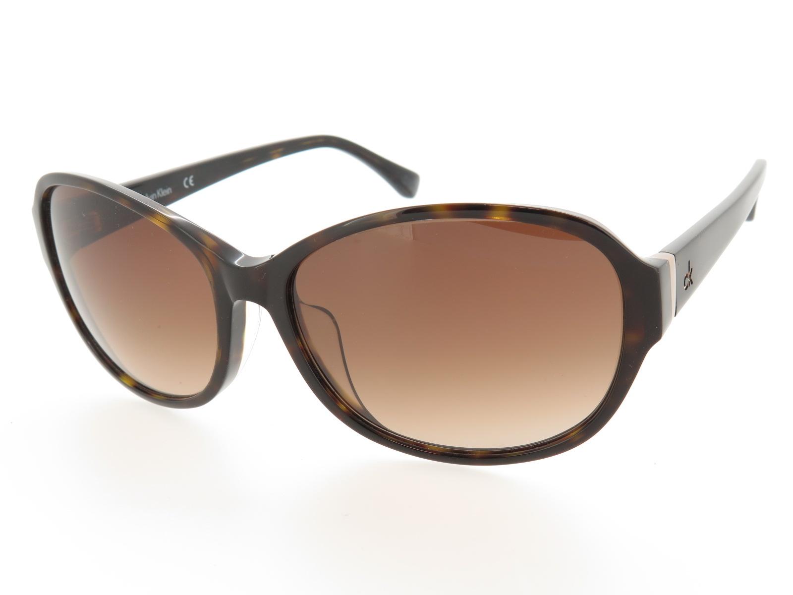 レディース サングラス Calvin Klein カルバンクライン アジアンフィット UVカット付 CK4305SA 214
