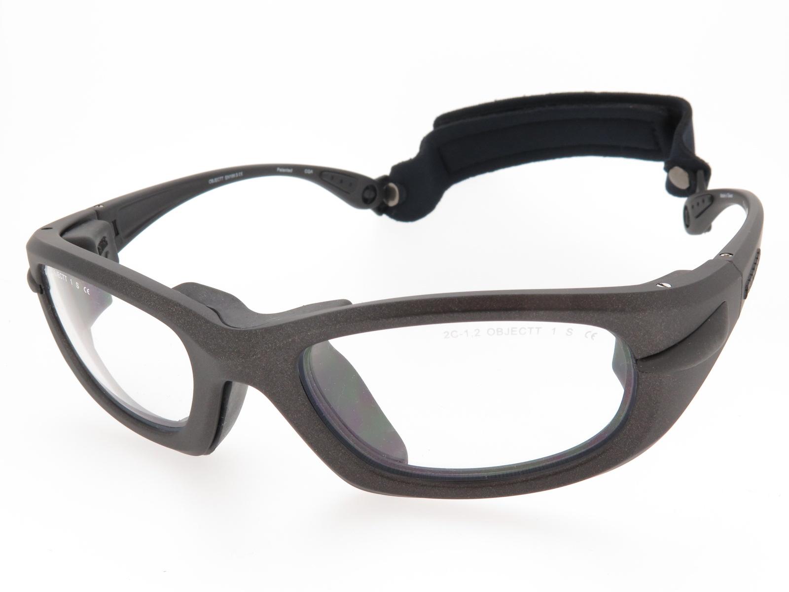 ProGear EyeGuard プロギアアイガード テンプル.ver スポーツ用 保護メガネ 大人用 XLサイズ EG-L1040 C8