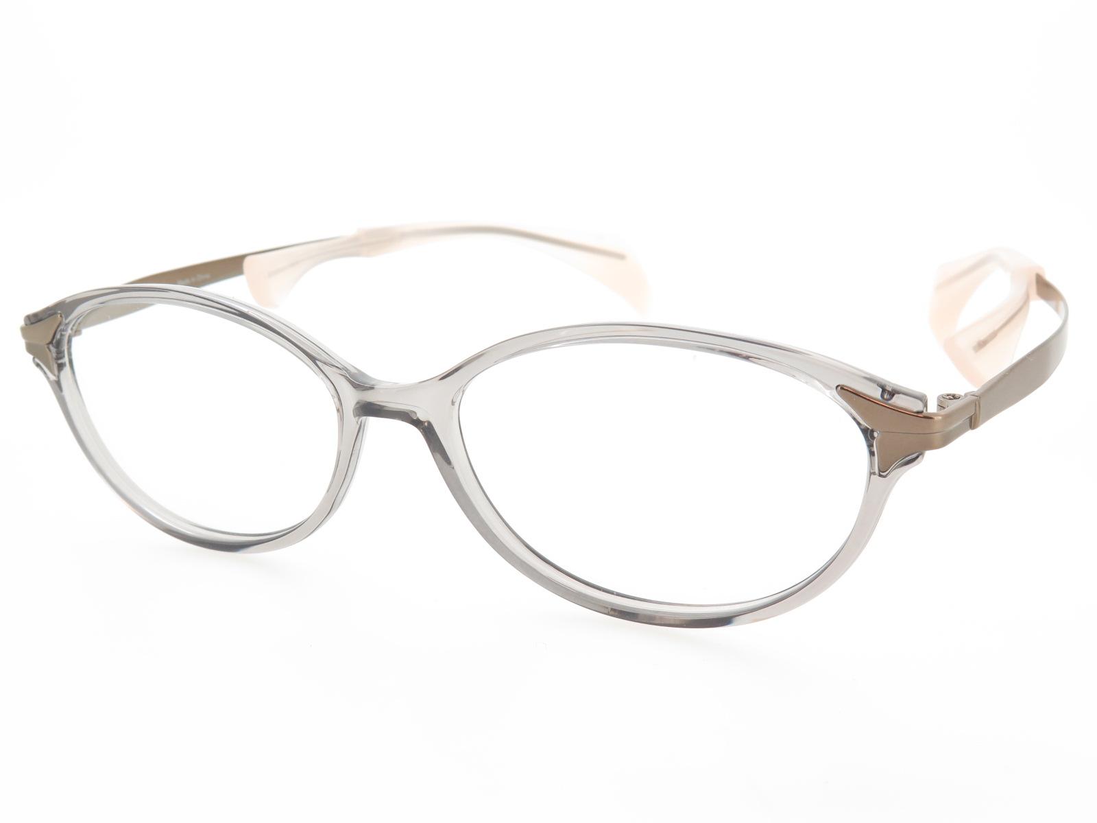 ちょこシー ChocoSee 鼻に跡が付かないメガネ レディース FG24506 LG