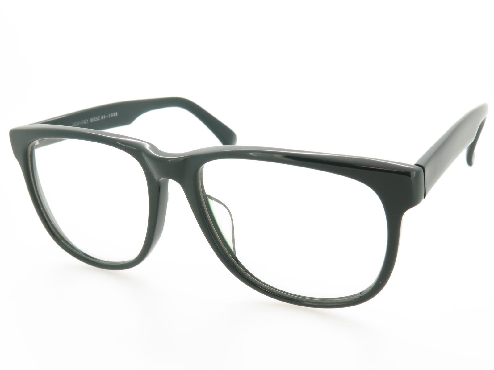 超薄型レンズ付セット スクエア型 セルフレーム GB3005 モスグリーン 56サイズ