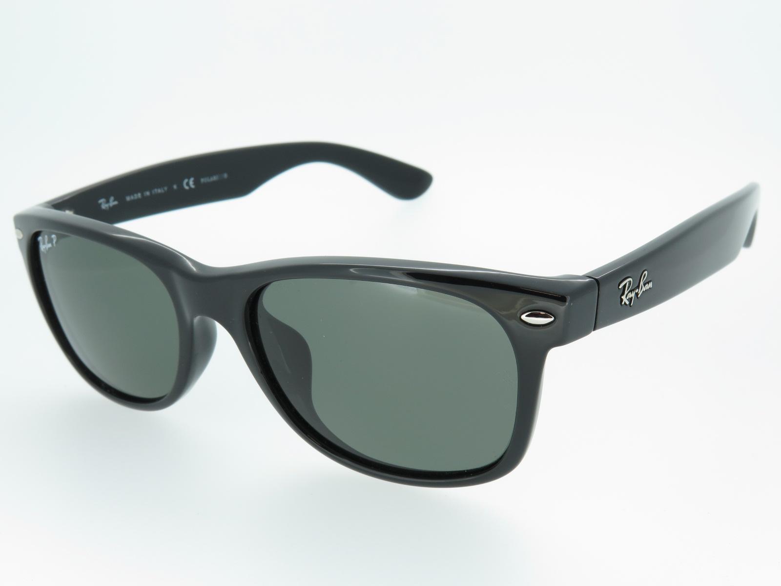 Ray-Ban レイバン ブランドサングラス 偏光レンズ NEW WAYFARER RB2132F 901/58 55サイズ