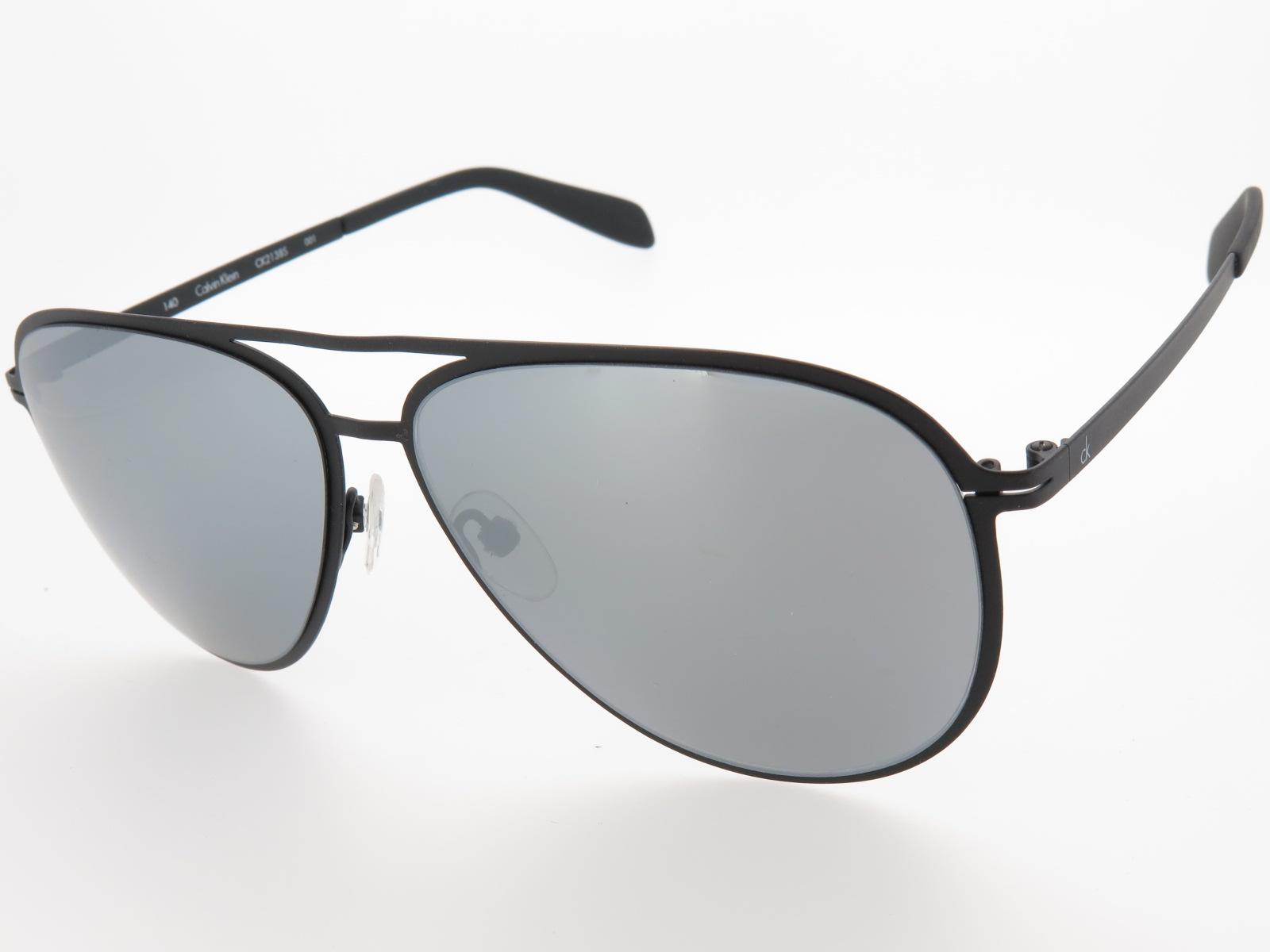 メンズ サングラス Calvin Klein カルバンクライン UVカット付レンズ CK2138S 001