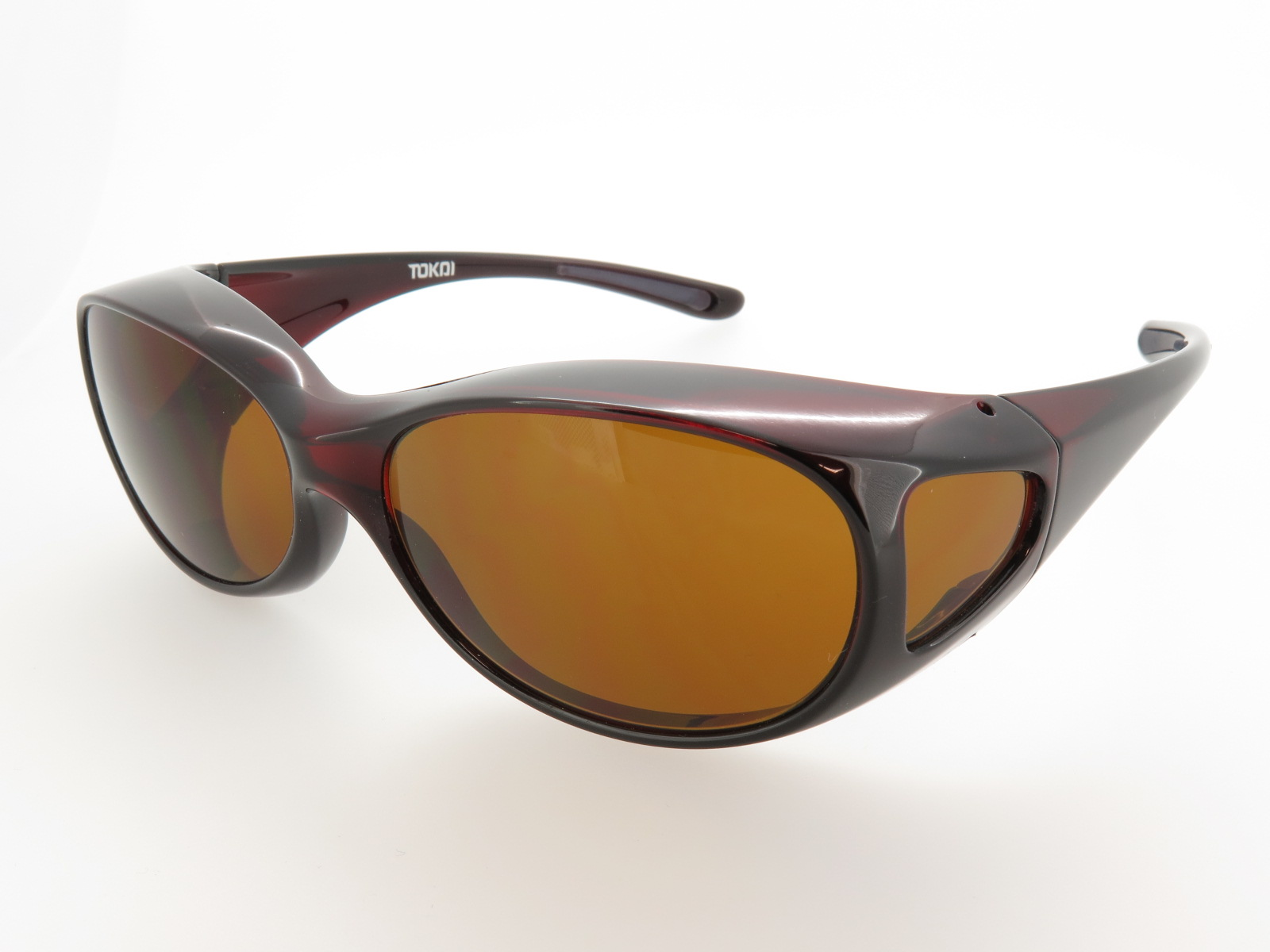 オーバーグラス サングラス CCP400 Viewnal by STG Type-F 小さめサイズ ビューナル 遮光レンズ TR
