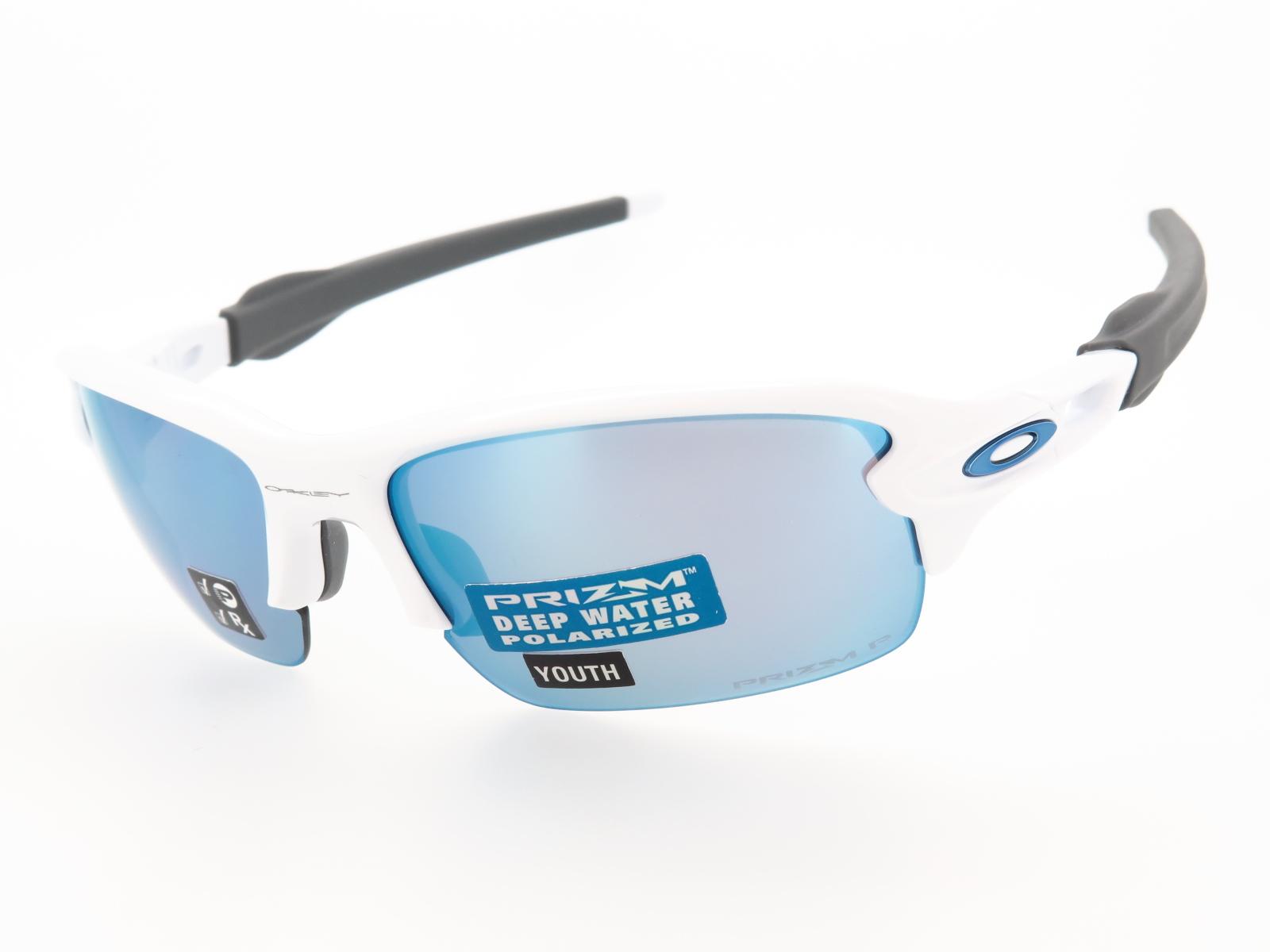 OAKLEY オークリー サングラス スポーツ FLAK XS PRIZM 偏光レンズ OJ9001-06