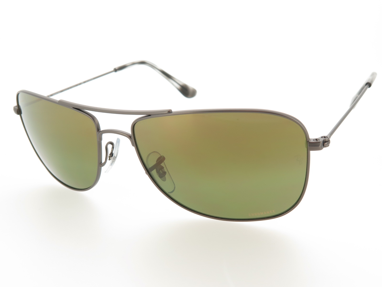 Ray-Ban レイバン ブランドサングラス 偏光レンズ ゴールドミラー RB3543 029/6O 59サイズ