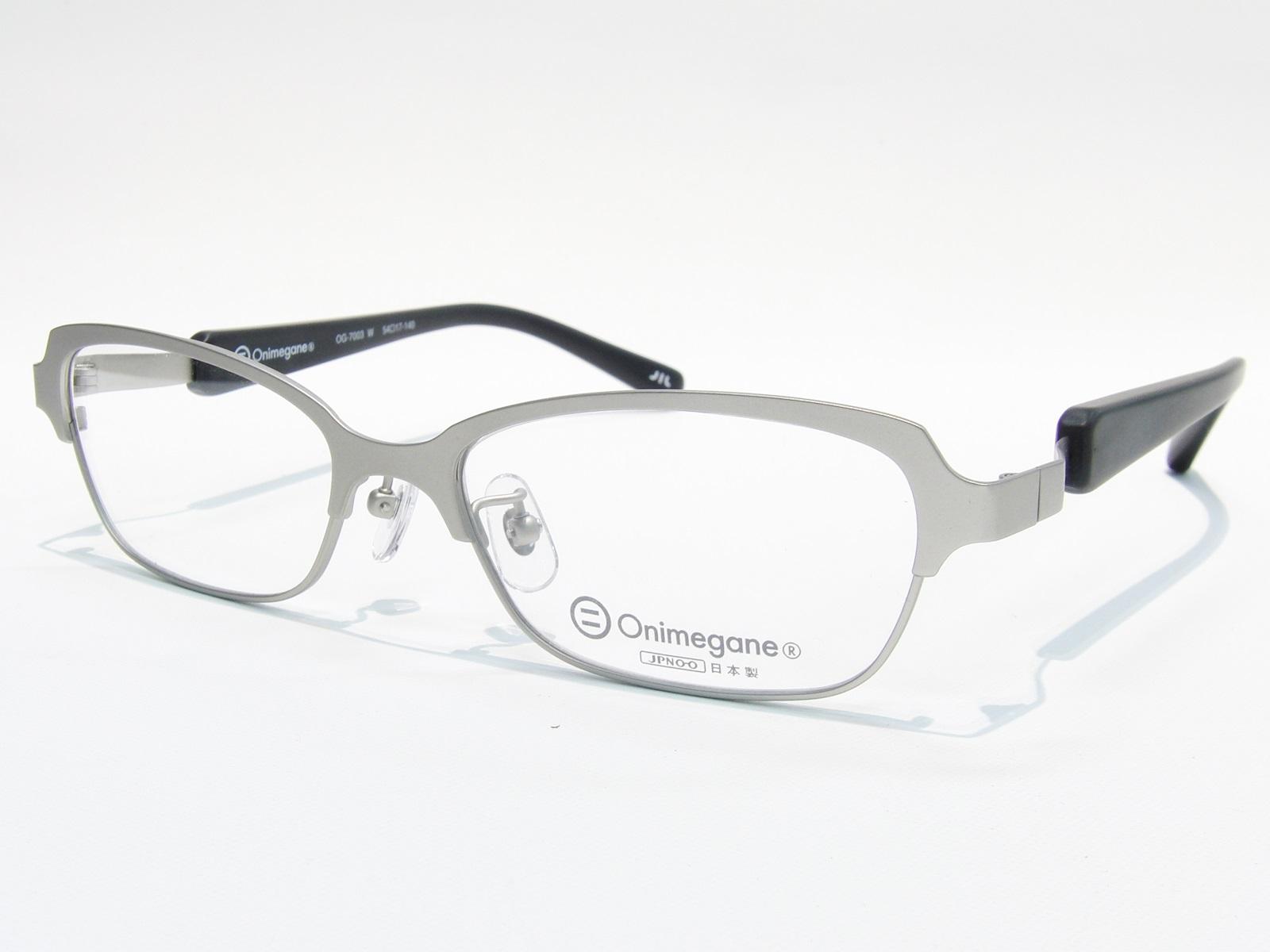 Onimegane おにめがね OG7003 W/ホワイト