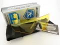 ESS CROSSBOW用 交換レンズ 日本正規品 キズ防止・曇り止めコート ハイデフイエロー