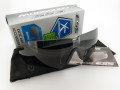 ESS CROSSBOW用 交換レンズ 日本正規品 キズ防止・曇り止めコート スモークグレー