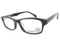 PlusMix プラスミックス メンズ ブランド セルフレーム メガネ PX13287 040 ブラック