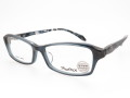 メンズ メガネ PlusMix プラスミックス セルフレーム スクエア型 PX13295 130