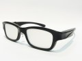 まばたきを促すメガネ カワサキカズオ Wink Glasses 2013 PC#001マットブラック
