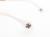 A'rossvy ロズヴィー Vol.18 2018年モデル シルバーアクセサリー サングラス 209251701
