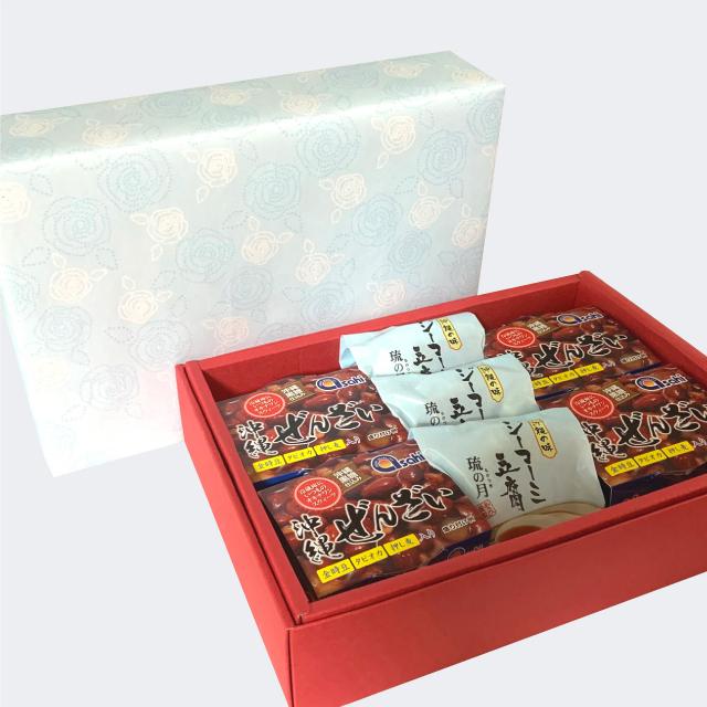 ジーマーミ豆腐と沖縄ぜんざい ギフトボックス
