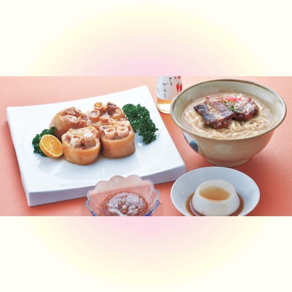 今に伝わる「沖縄の家庭料理セット」