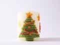 クリスマスキャンドル 100個セット