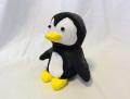 粘土で作るペンギン貯金箱 100個セット