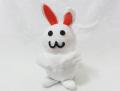 粘土で作るウサギ貯金箱 100個セット