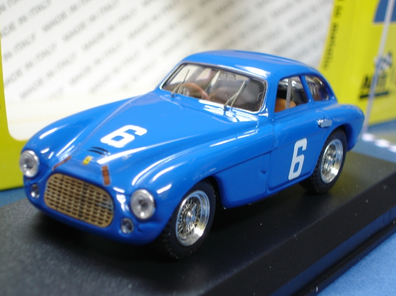 ・アートモデル 1/43 フェラーリ 195S クーペ 1962 #6