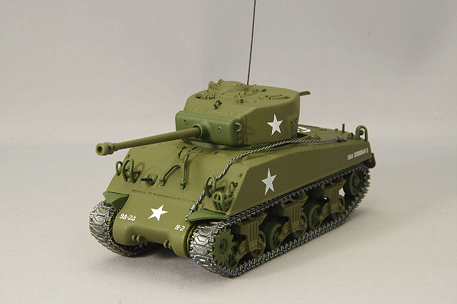 ・コーギー 1/50 シャーマン M4 A3 米軍 ルクセンブルグ 1944