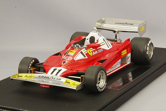 ・TOPMARQUES GP REPLICAS 1/18 フェラーリ 312 T2 1977 F1 #11 N.ラウダ