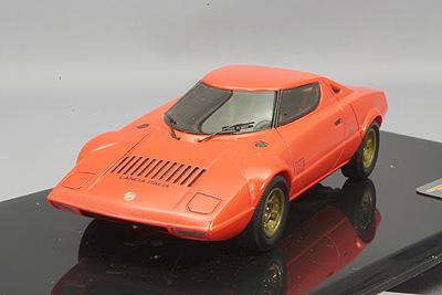 RIM 1/43 ランチア ストラトス プロトタイプ 1971 トリノモーターショー レッド