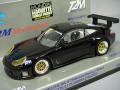 ・【T2M特注】 ミニチャンプス 1/43 ポルシェ 911 GT3-RS ブラック パリサロン