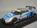 【ワゴンセール】 エブロ 1/43 ウッドワン アドバン クラリオン GT-R 2008 スーパーGT500 #24 J-P.オリベイラ/荒聖治